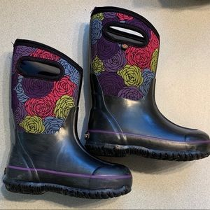 Girls Bogs winter boots